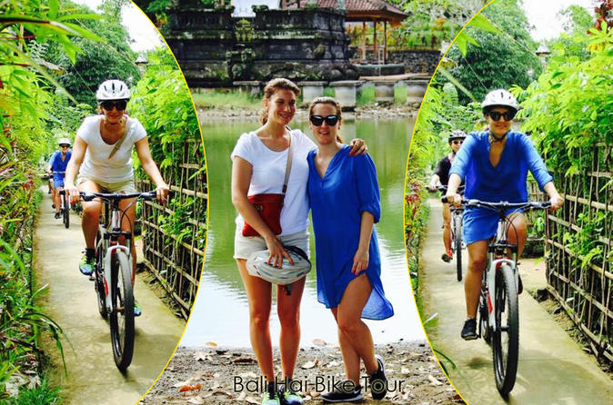 Ultimate Bali Countryside Cycling Adventure