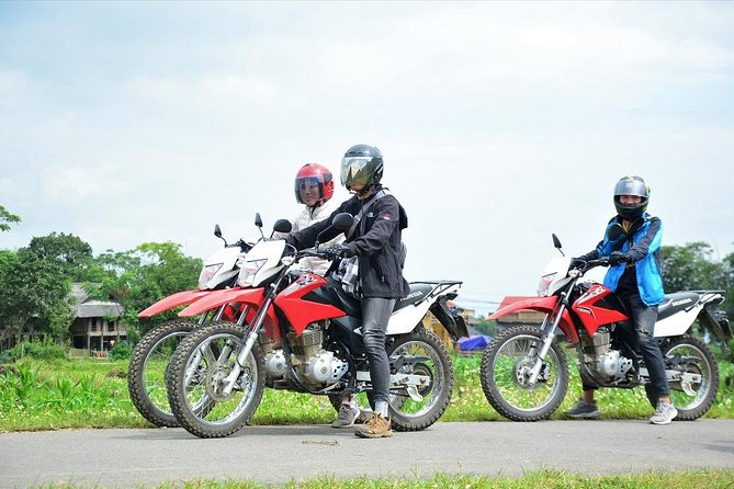 7 Days Hanoi to Hoian Motorbike Tour via Ho Chi Minh Trail