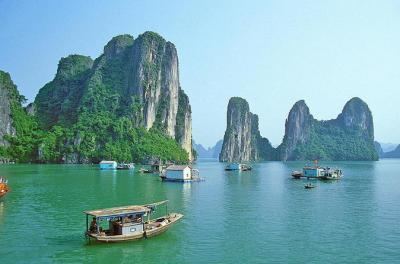 HALONG BAY TOUR 02 days 1 Night SLEEP OVER NIGHT ON BOAT