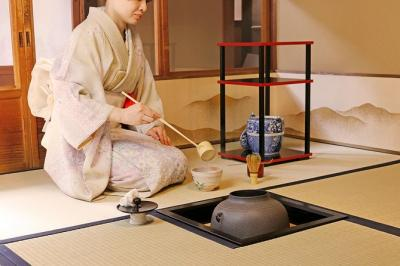 Private Tea Ceremony Experience and Japanese Lunch in Kyoto