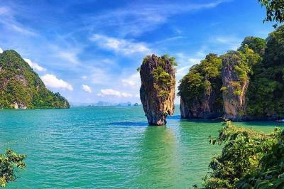 Phang Nga Bay and Yao Noi Island Day Trip from Krabi