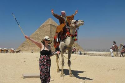 FULL DAY EXCURSION TO THE PYRAMIDS AND CAIRO